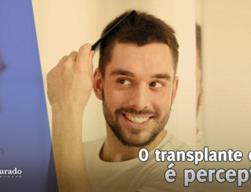 Se eu realizar o Transplante Capilar, os outros vão conseguir saber? É muito perceptível?