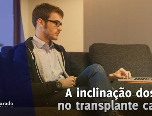 Inclinação dos Fios no Transplante Capilar em Belo Horizonte