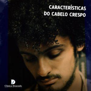 características do cabelo crespo no transplante capilar em Belo Horizonte