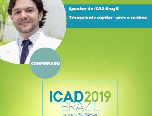 Dr. Daniel Dourado no ICAD Brazil 2019