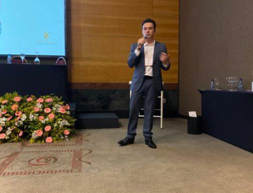 Dr. Daniel Dourado no XIV Congresso da Academia Brasileira de Dermatologia