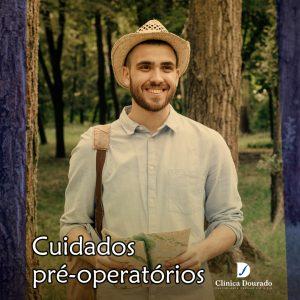 cuidados pre-operatorios